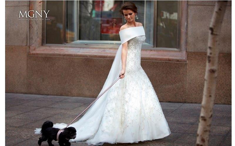 MGNY modelli per la sposa