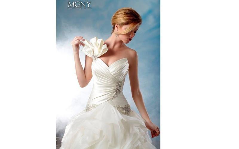 Moda MGNY per la sposa