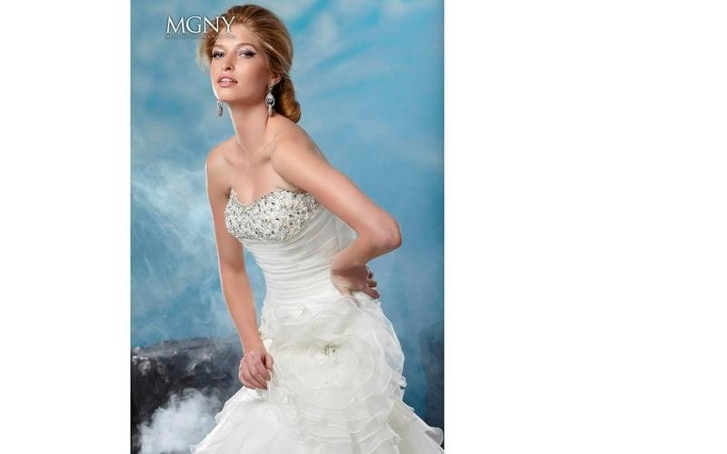 Vestiti sposa MGNY