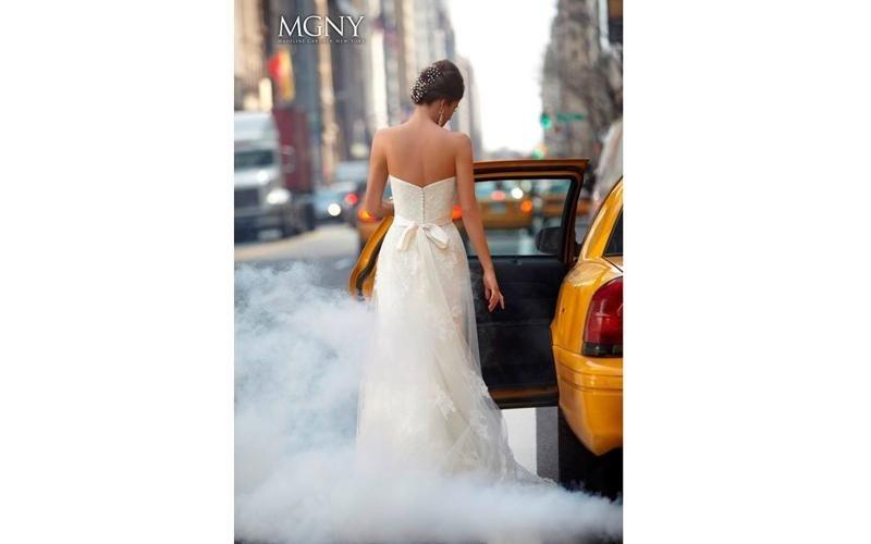 MGNY abiti da sposa
