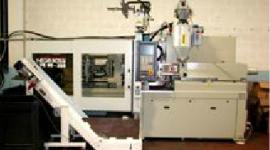 pressa per plastica, stampa componentistica in plastica, stampaggio gomme per l'industria