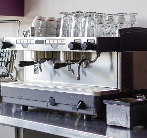 macchina per il caffè da bar