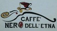 caffè nero dell'etna - logo