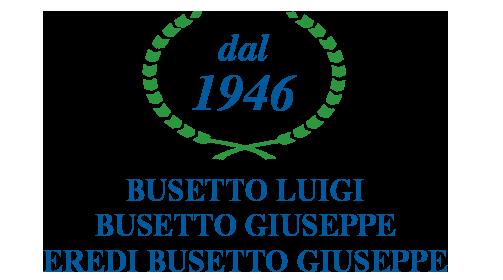 Eredi Busetto dal 1946 –Logo