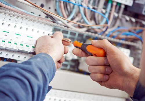 Electrical inspecting