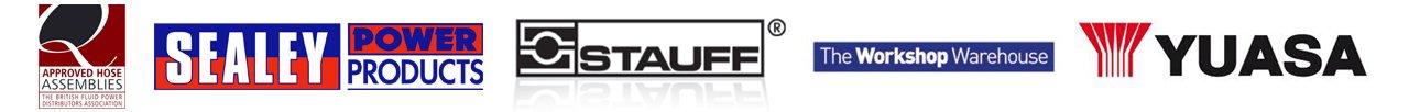 company accreditation logos