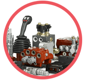 hydraulic spares and accessories
