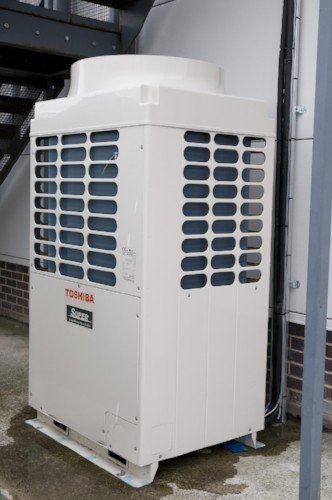 Office Air Con Amp School Heating Completed In Northumberland