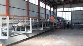componenti e prodotti metallici per edilizia
