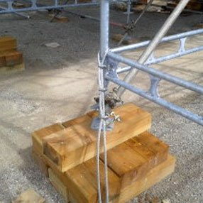 scaffolding joinery