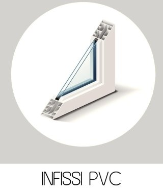 icona infissi PVC