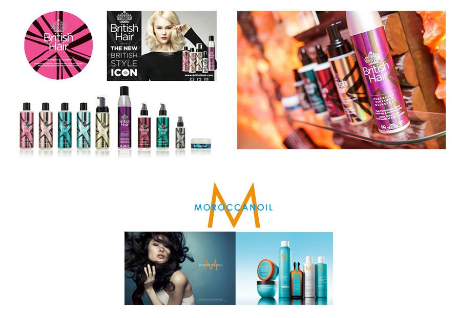 hair product brands