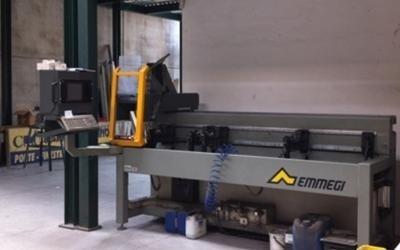 macchinari lavorazione serramenti livorno