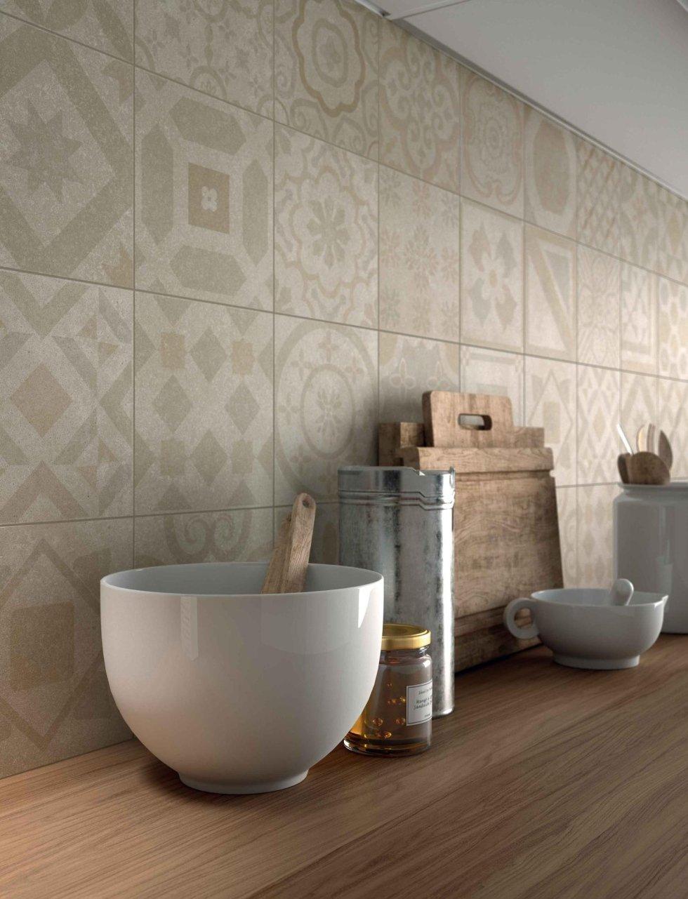 Piastrelle per cucina asti tralli marmi ceramiche - Rivestimento adesivo per piastrelle cucina ...