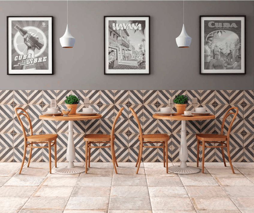 Rivestimenti decori geometrici Asti