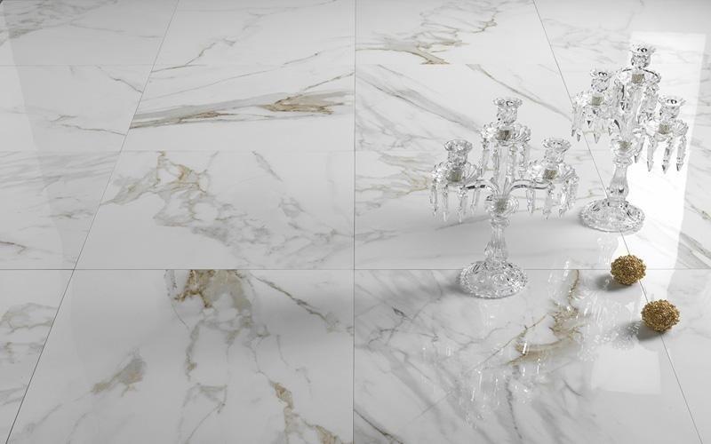 Gres effetto marmo Calacatta