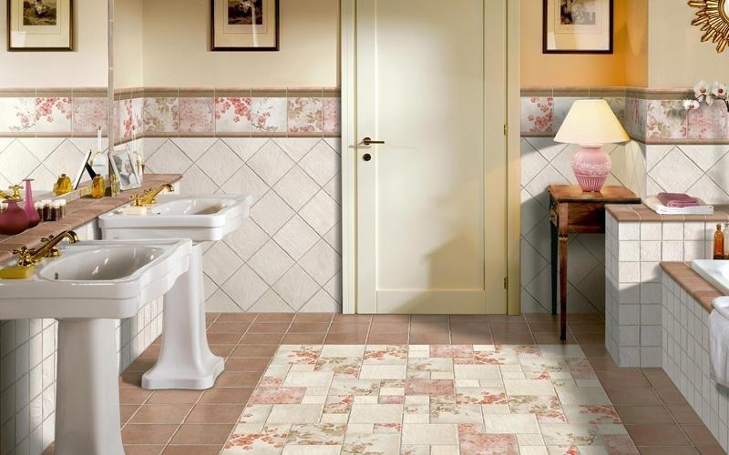 Favoloso rivestimenti bagni rustici pm22 pineglen - Piastrelle per bagno rustico ...