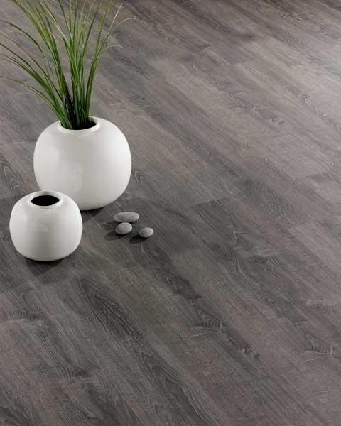 Pavimenti in laminato grigio Asti