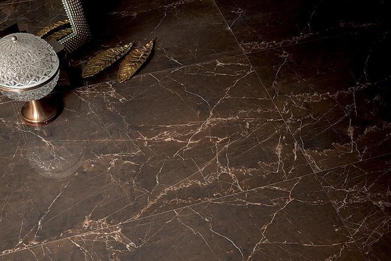 Piastrella effetto marmo lucido Asti