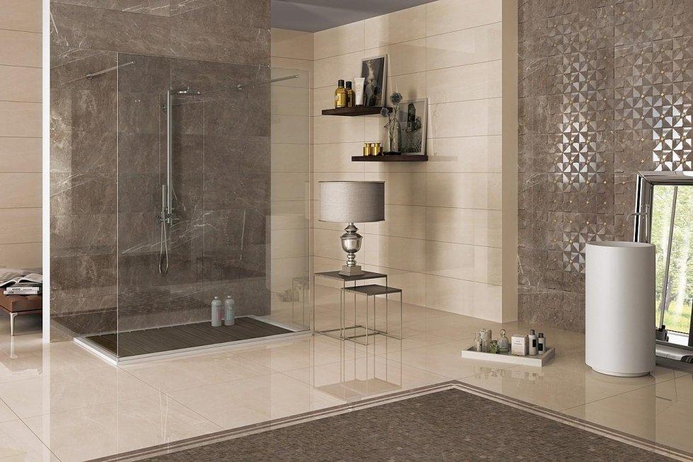 Pavimento e rivestimento in marmo ceramicato Asti