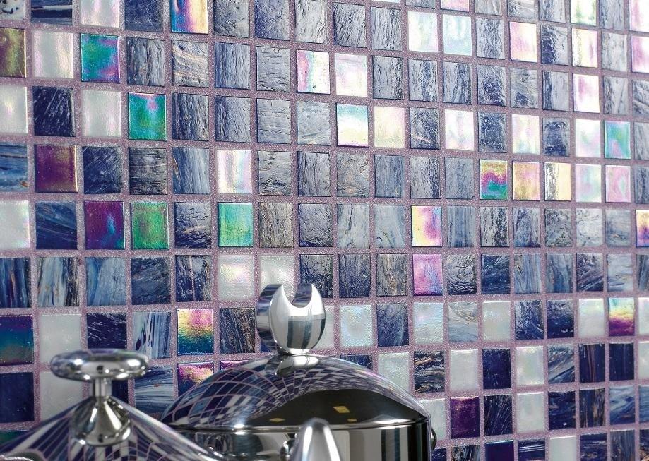 Mosaico madreperla Asti