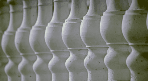 colonnine di recinzione