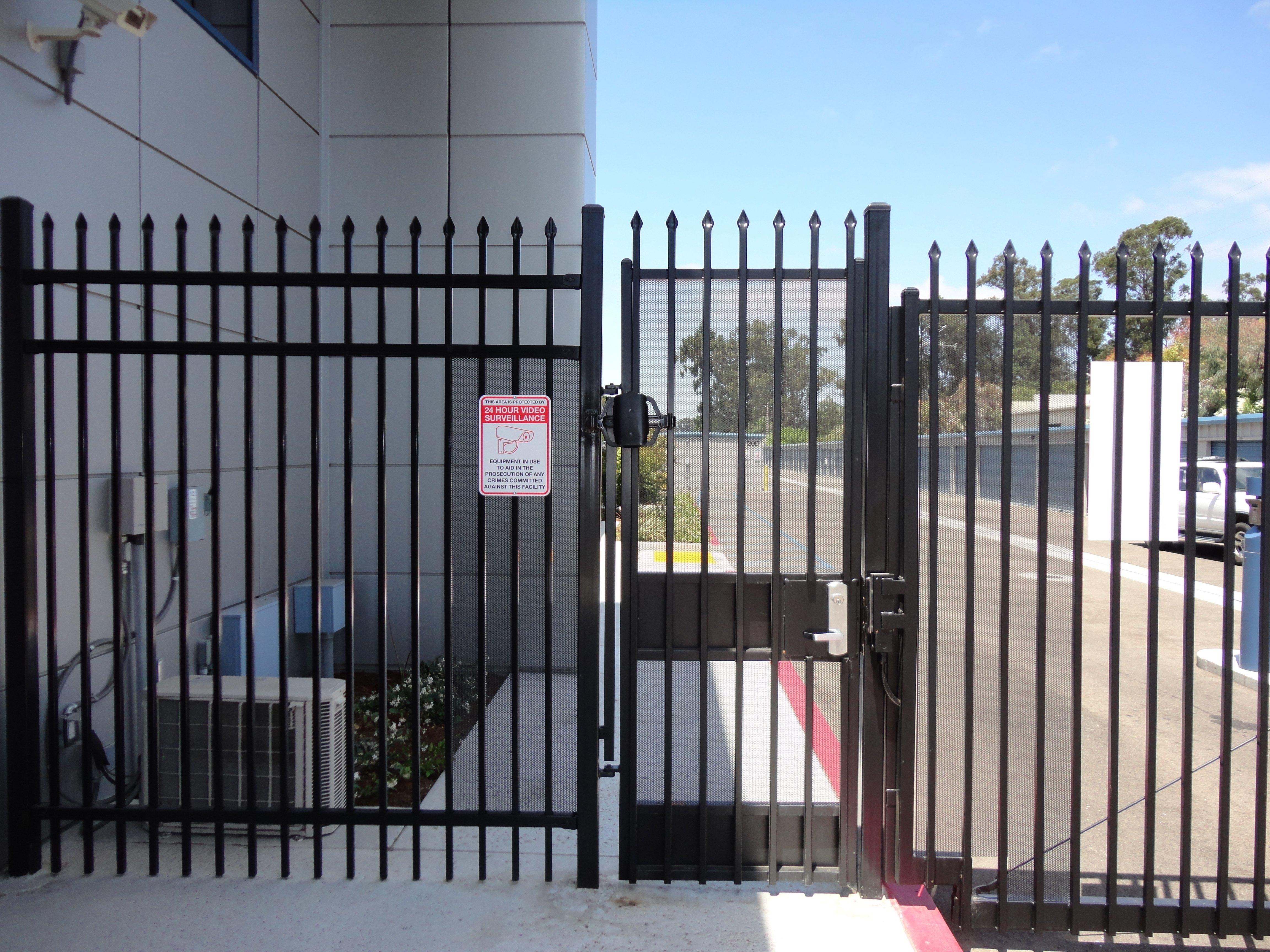 Ml Entry Gates Your First Choice Call Morty 805 295 9128