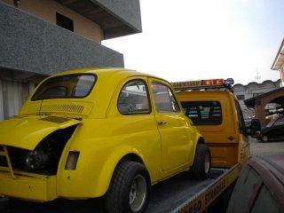 soccorso stradale Gabiano (AL)