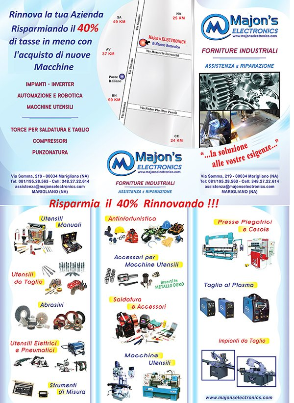 Offerta promozionale di Majon's Electronics Assistenza E Riparazione