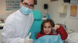 estrazione denti decidui