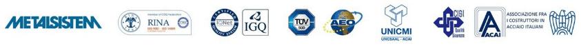 certificazioni Metalsistem