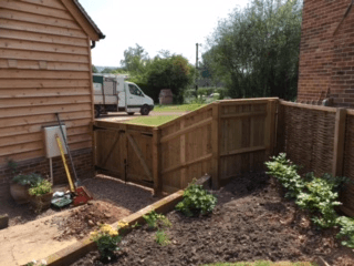 Fencing Hereford & Herefordshire