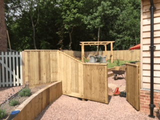 Fencing Company Hereford & Herefordshire