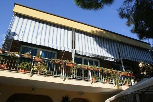 Balconi camere Villa Azzurra