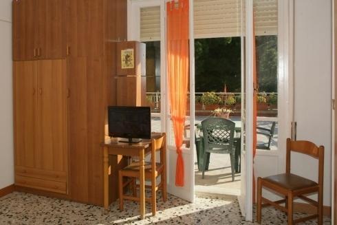 Camere con terrazza Villa Azzurra
