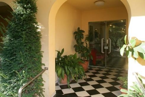 Entrata Villa Azzurra