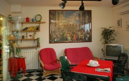 Area relax Villa Azzurra