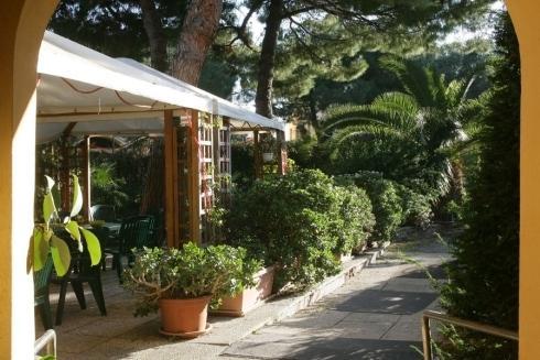 Giardino Villa Azzurra