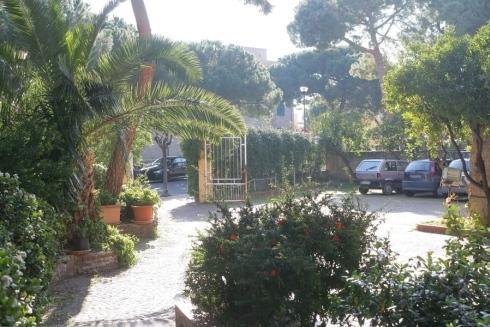 Ingresso Villa Azzurra