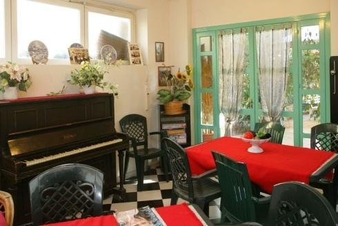 Area colazioni Villa Azzurra