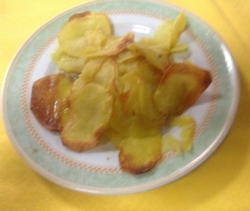 pesce e patate