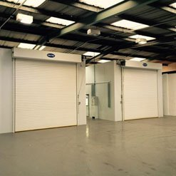 Two spray booths with pit extraction from Haltec