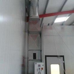 Haltec's rear extraction system