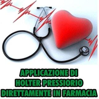 Holter pressorio, holter pressorio in farmacia, Misurazione pressione con holter pressorio, Rieti