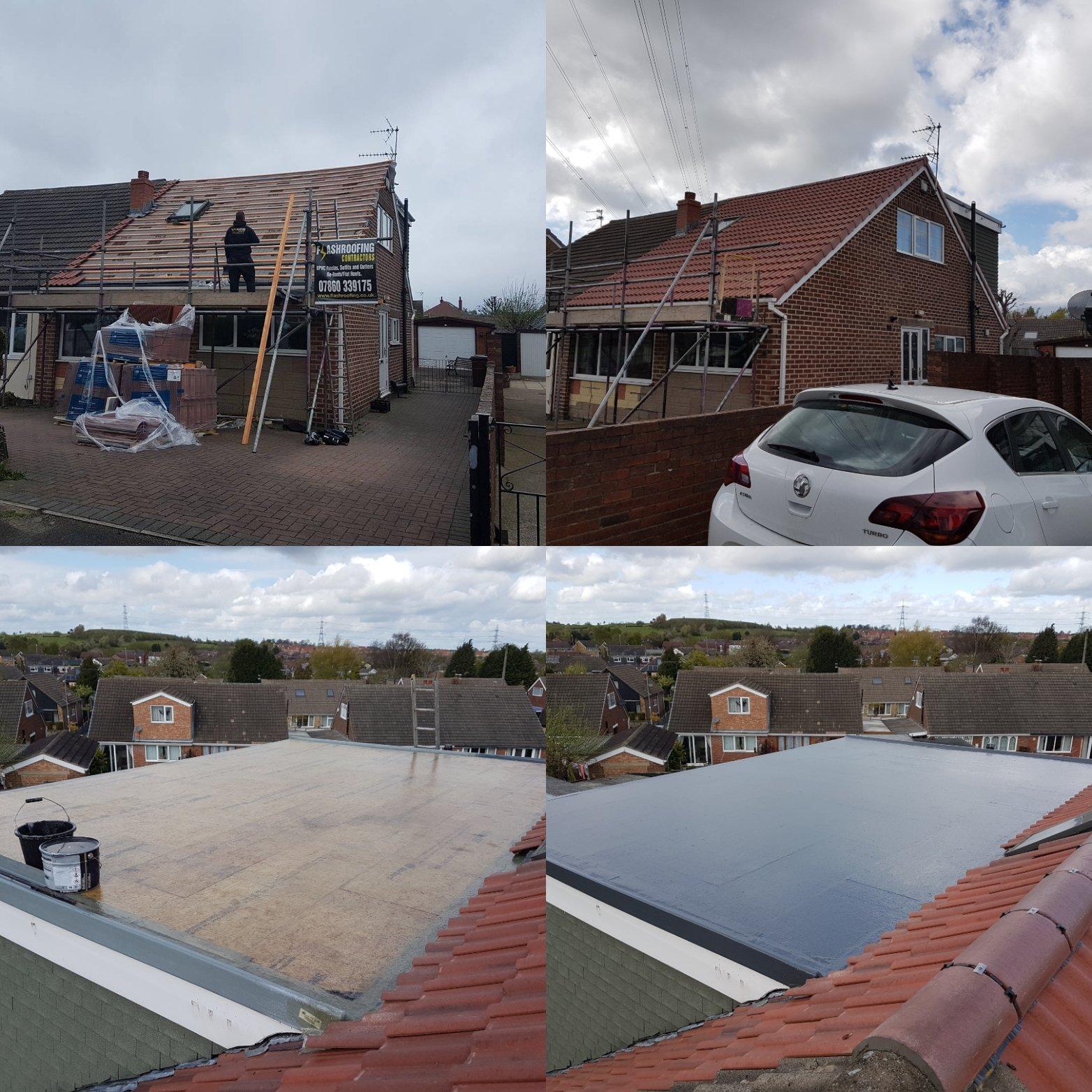 Flash Roofing Contractors Leeds Roofing Contractors