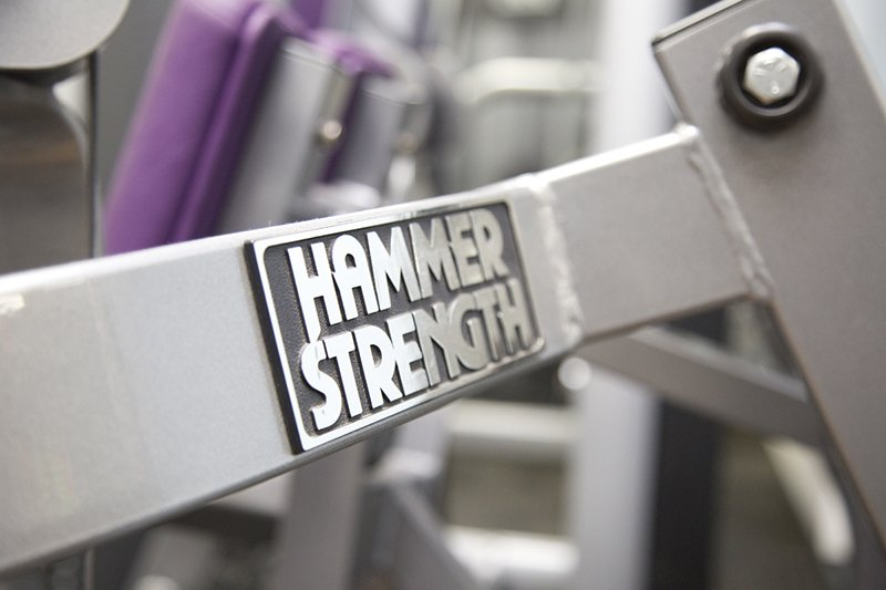 Hammer Strength brand