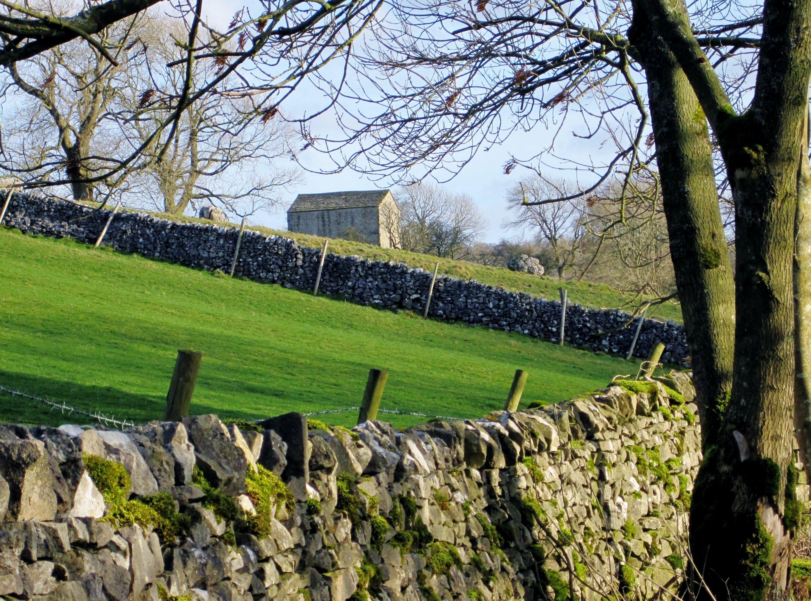 Field barn, Conistone