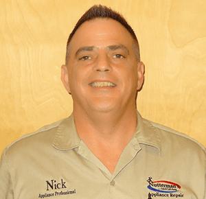 Nick Nutterman, Nuttermans, Nuttermans Appliance Repair