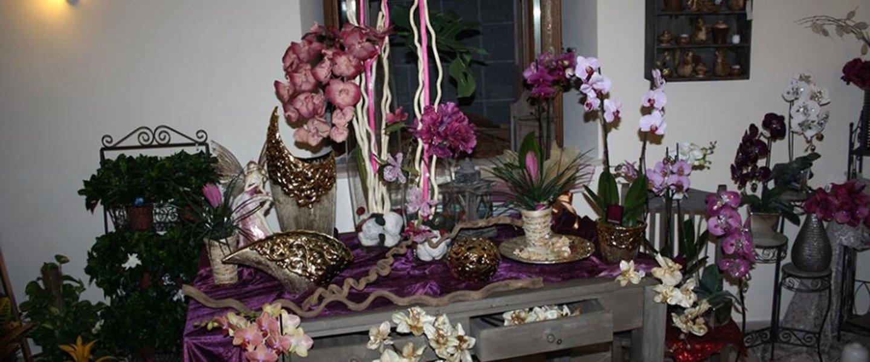 Addobbi floreali per funerale