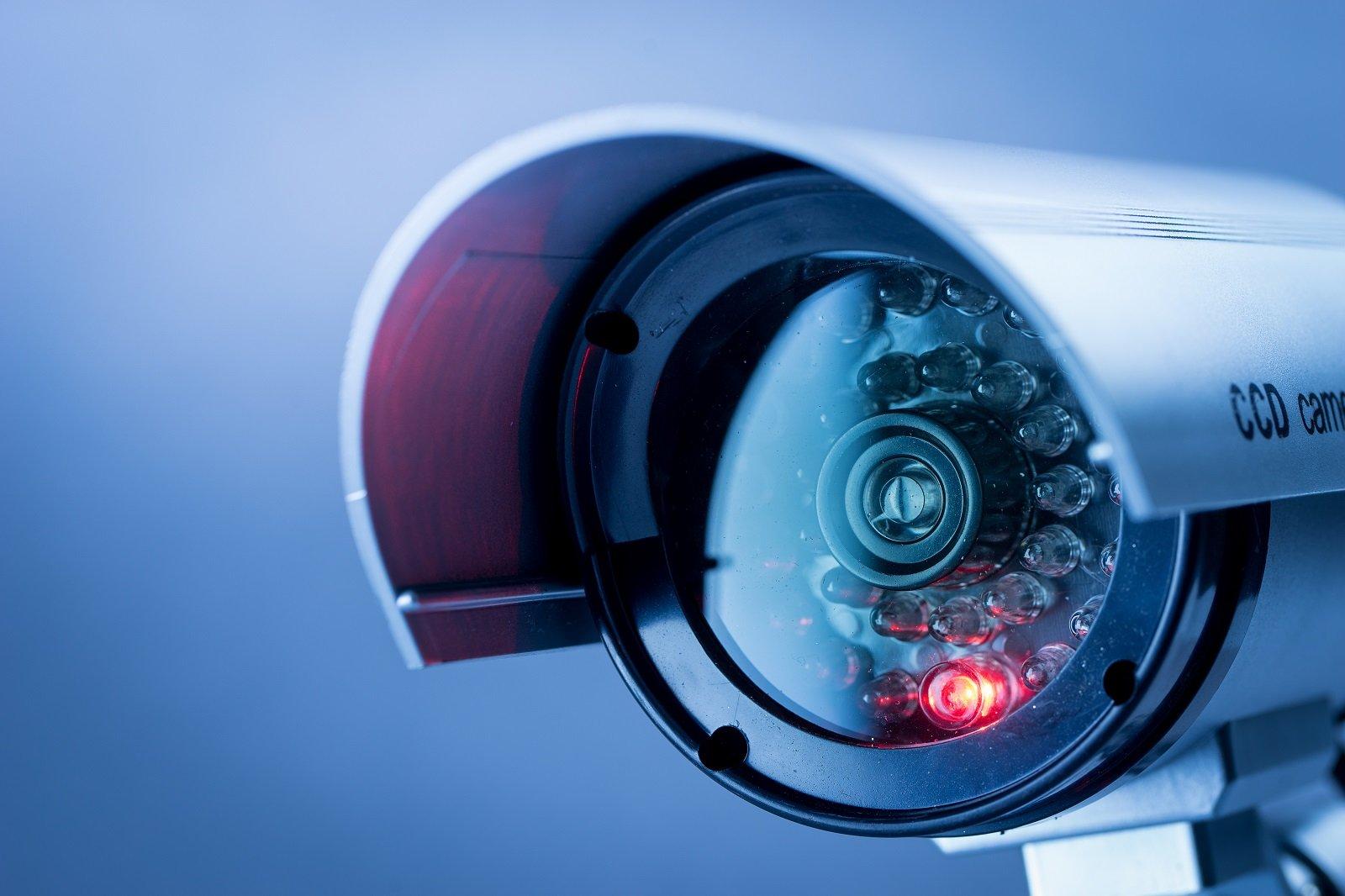 Telecamera di sicurezza a circuito chiuso